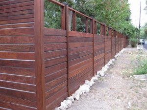 Bulletwood Fence